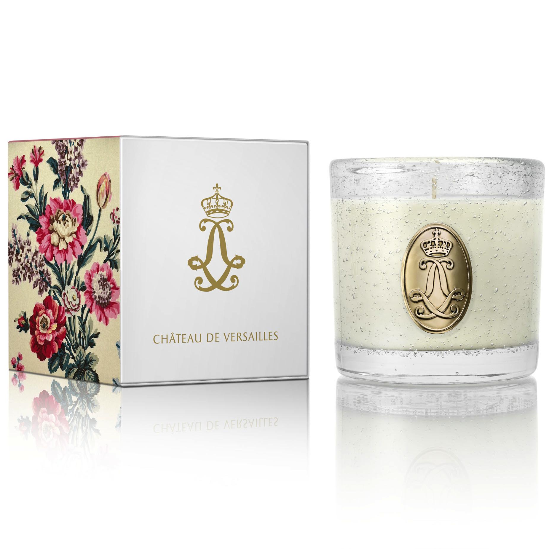 Marie-Antoinette, Bougie parfumée