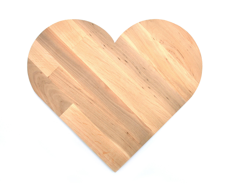 Planche à tartiner Heart
