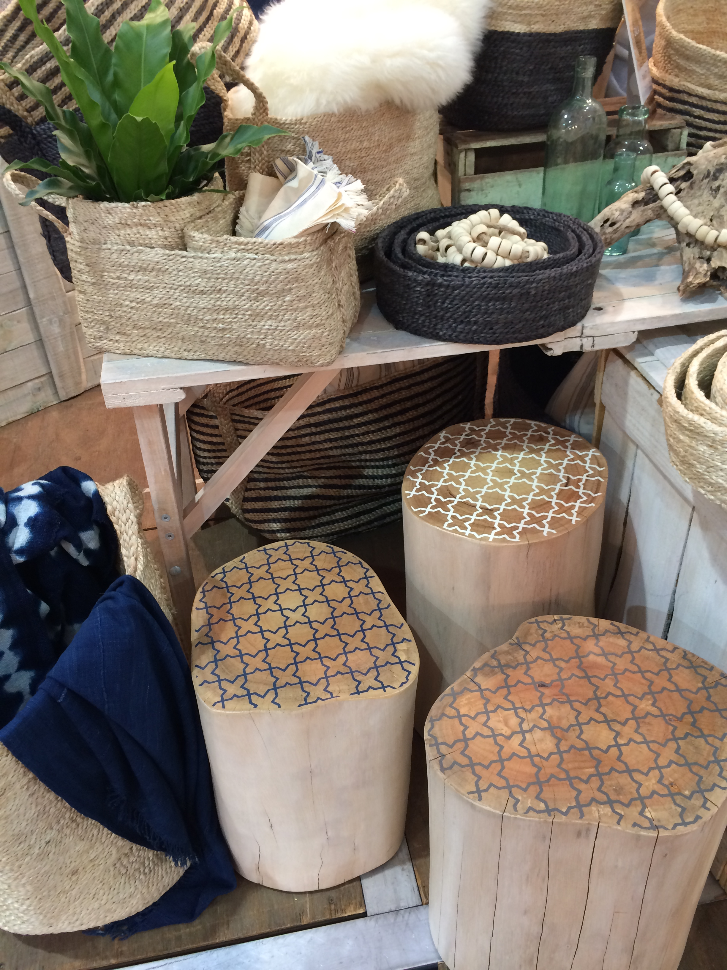Amazing new stools from The Dharma Door