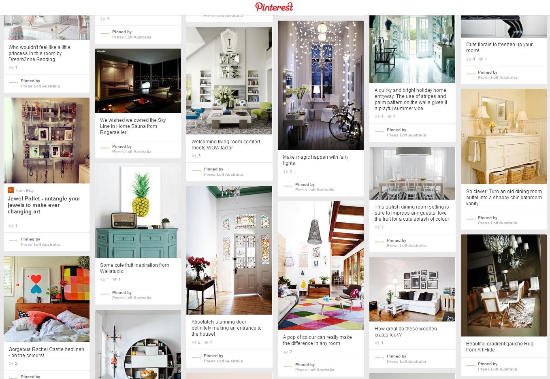 Pinterest Pressloft