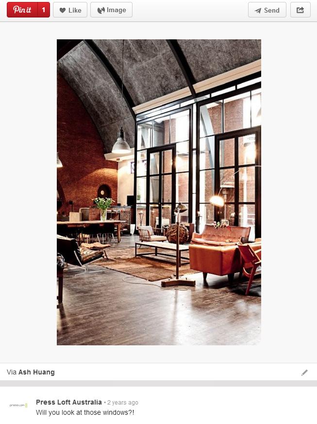Pinterest | Press Loft