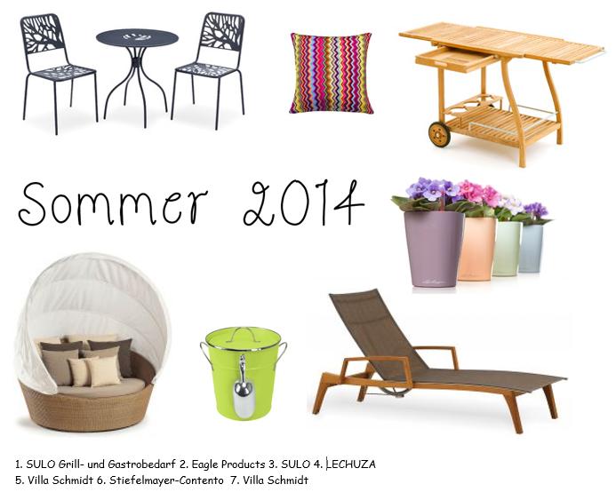 Trends Sommer 2014