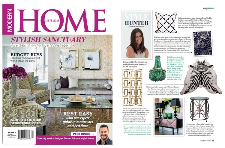 Modern Home Magazine | Press Loft Blog