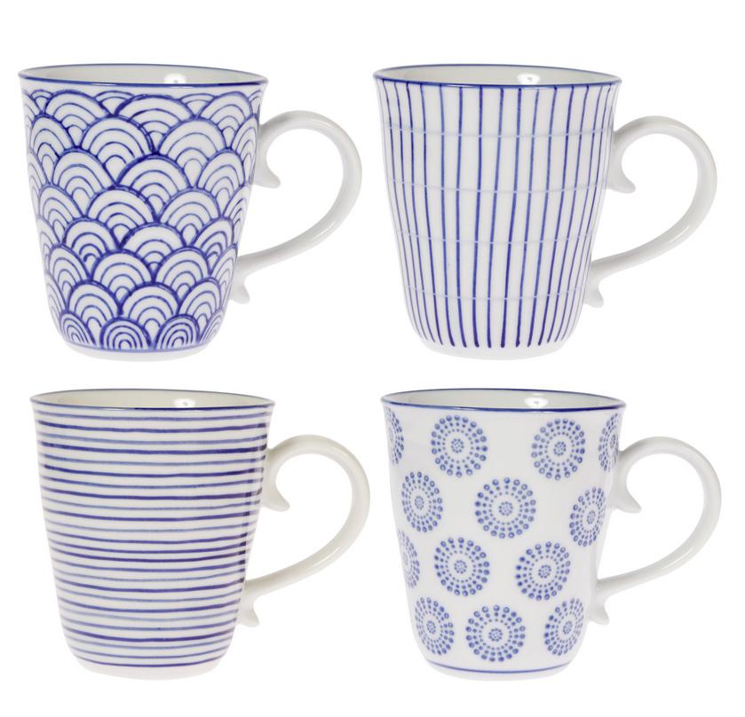 Chopes collection Bleue - SEMA Design - 24.00€