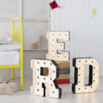Vegas Boneyard Letter Lights | Press Loft Blog