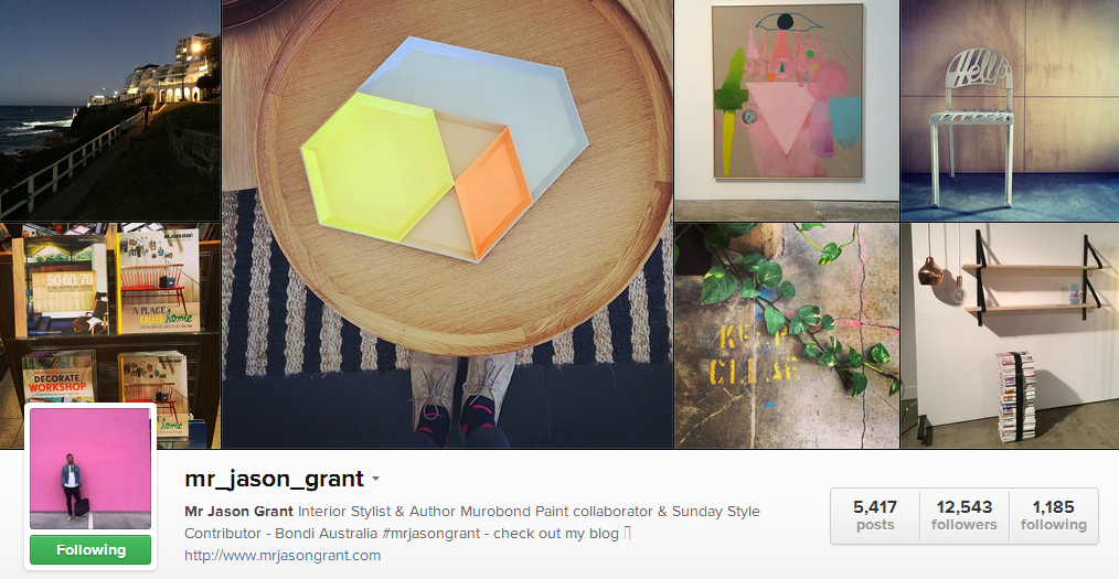 Top Ten Instragram Accounts to Follow | Press Loft Blog