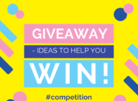 how to do a social competition