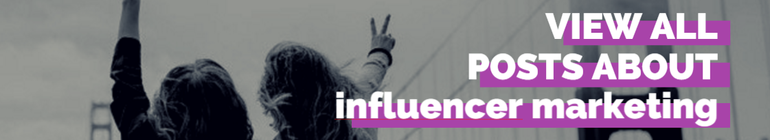 View all posts about influencer marketing