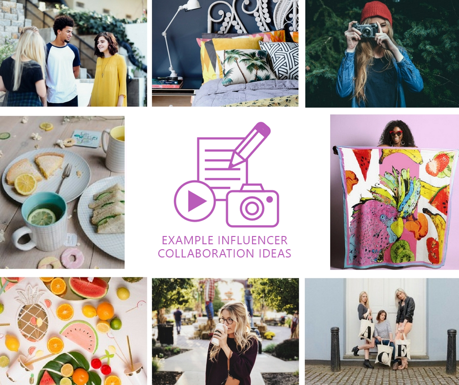 INFLUENCER MARKETING ideas for your first collaboration alert