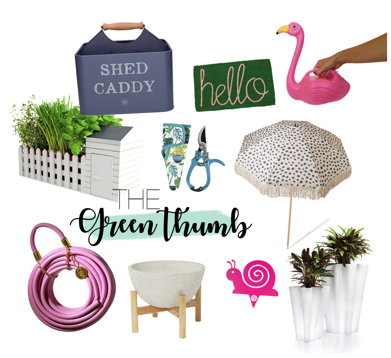 Christmas gift ideas for the Green Thumb Gardeners